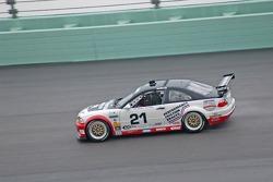 #21 Prototype Technology Group BMW M3: Joey Hand, Bill Auberlen