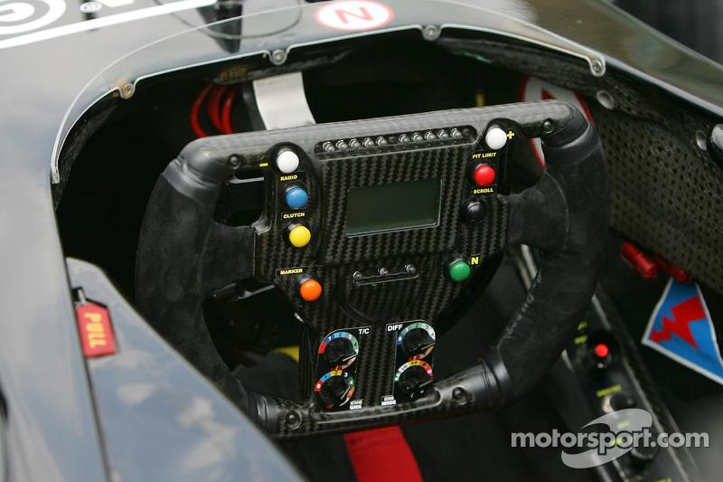 Volante Minardi