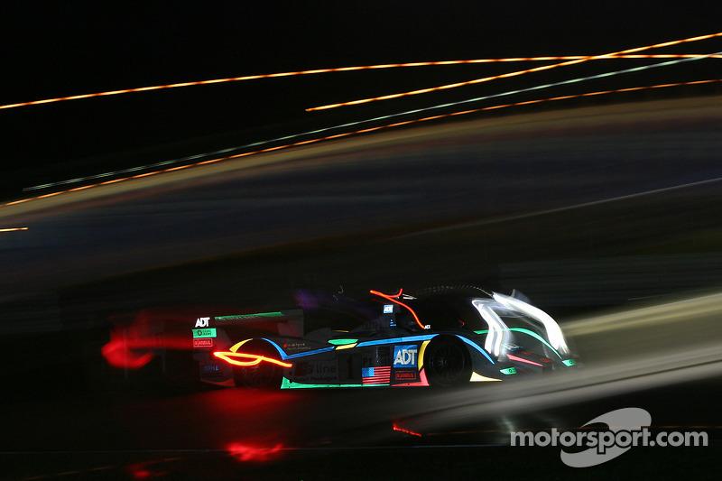 #1 ADT Champion Racing Audi R8: JJ Lehto, Marco Werner, Tom Kristensen