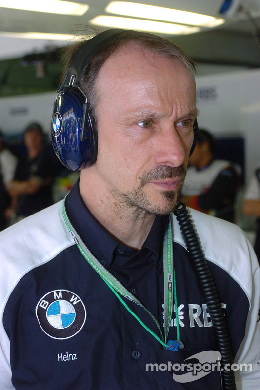 Dr Heinz Pasche