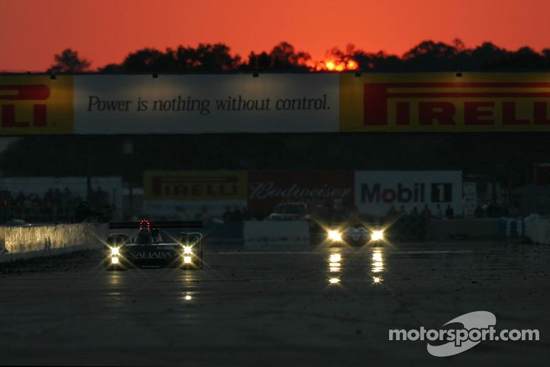 #12 Autocon Motorsports Riley & Scott MRK III C: Michael Lewis, Tomy Drissi, Bryan Willman
