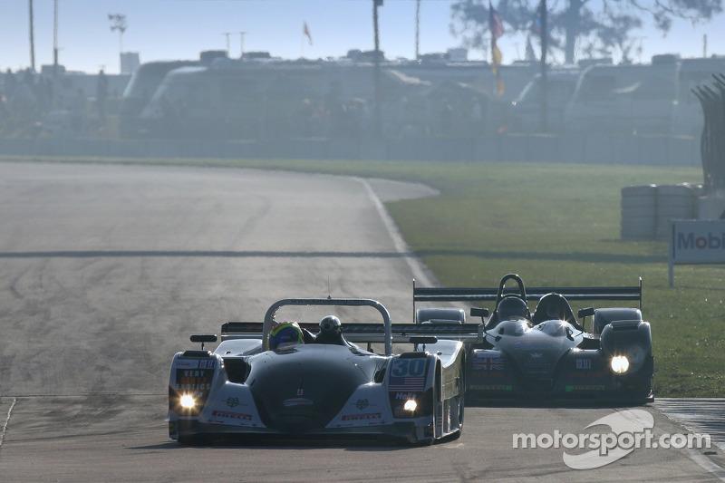 Intersport Racing Lola B2K/40 Judd : Clint Field, Gareth Ridpath, Liz Haliday
