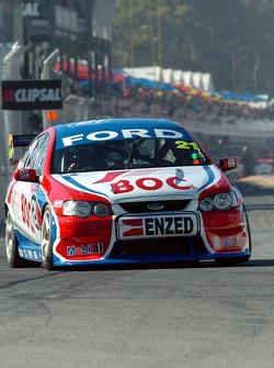 Brad Jones Racing sporting new sponsorship