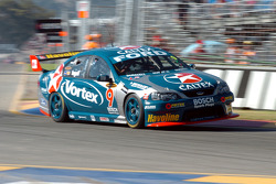 Russell Ingall during practice