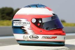 Helmet of Alex Premat