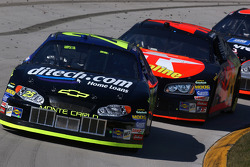 Brian Vickers y Jamie McMurray