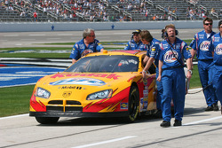 Rusty Wallace's special paint scheme
