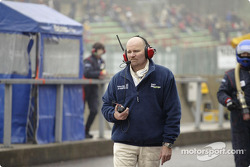 Martin Short of Rollcentre Racing