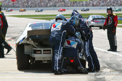 Pitstop for Johnny Sauter