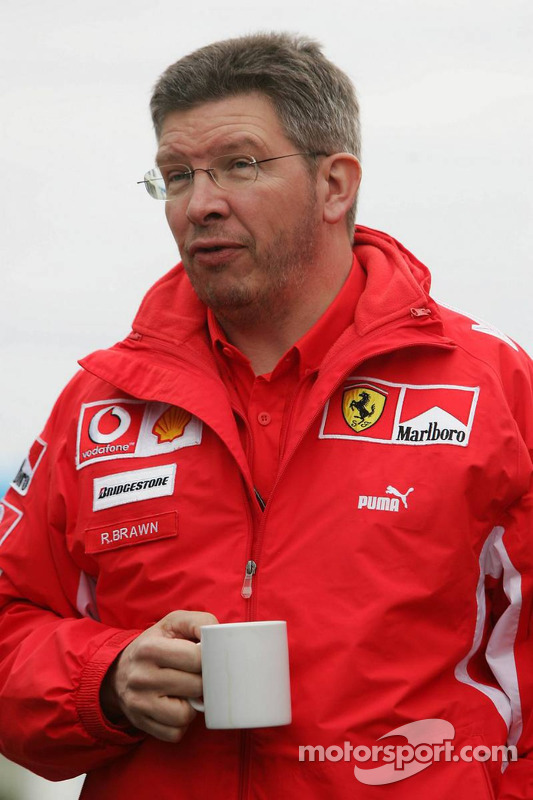 Ross Brawn