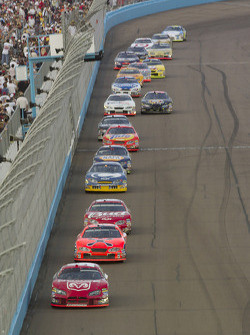 Kasey Kahne, Jeff Burton, Dale Earnhardt Jr.