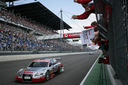 Tom Kristensen finishes second