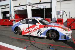 Porsche 911 GT3 RSR of Lieb and Rockenfeller
