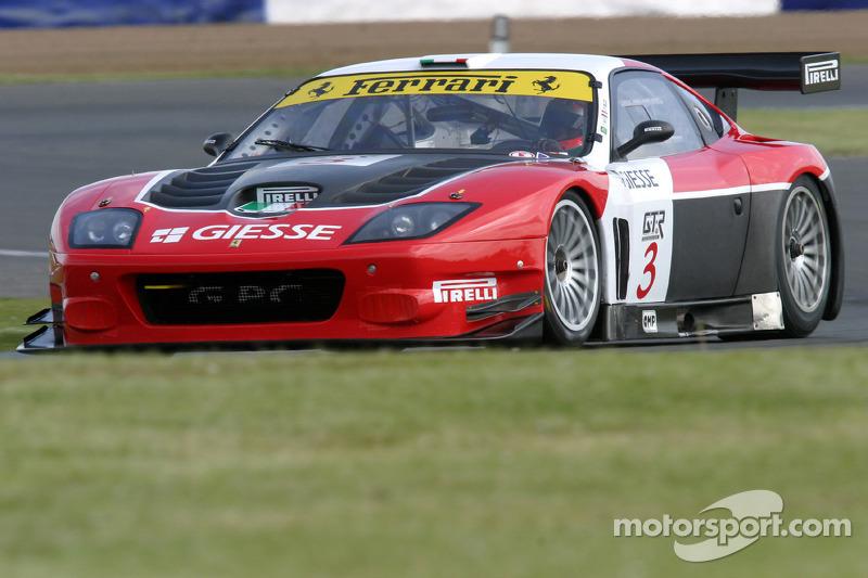 G.P.C. Sport Ferrari 575 Maranello GTC : Jean-Philippe Belloc, Jaime Melo
