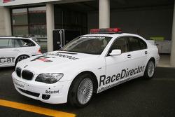 BMW M5- director de carrera