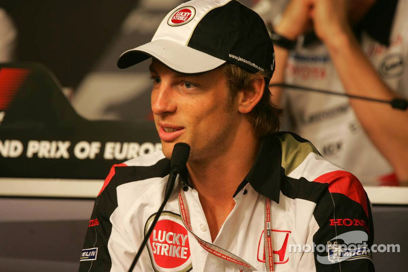 FIA Thursday press conference: Jenson Button