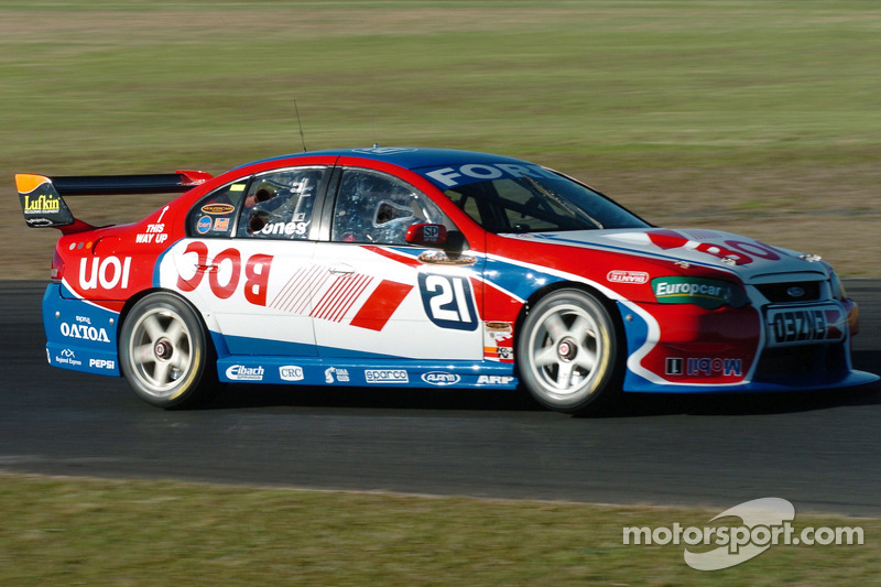 brad jones sporting new upside down livery at eastern creek. Black Bedroom Furniture Sets. Home Design Ideas
