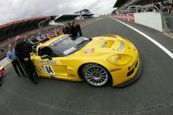 Corvette C6-R at GT photoshoot