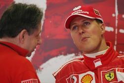 Jean Todt ve Michael Schumacher