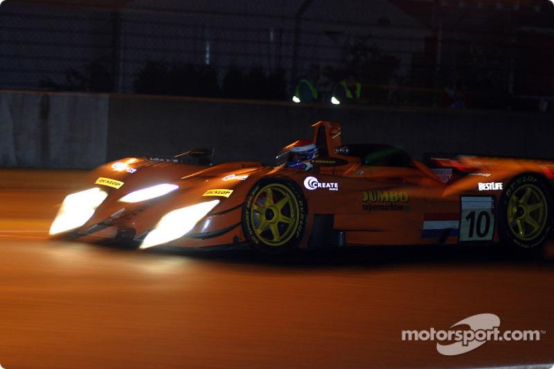#10 Racing for Holland Dome Judd: Jan Lammers, Elton Julian, John Bosch
