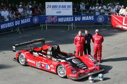 Pierre Bruneau Pilbeam JPX : Marc Rostan, Philippe Haezebrouck, Pierre Bruneau