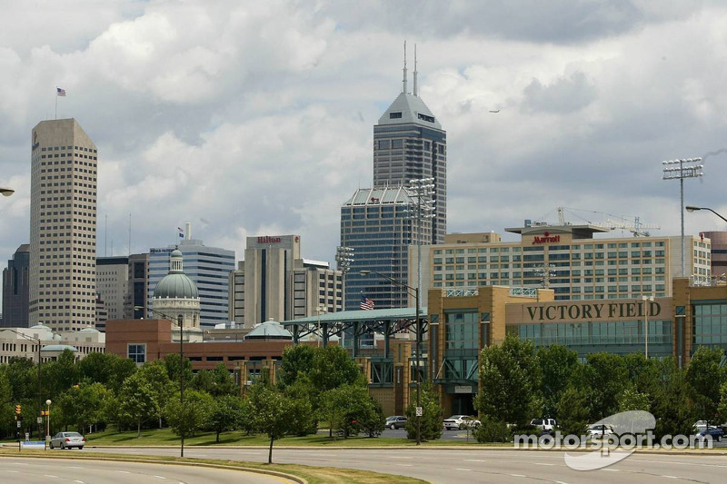 Downtown Indianapolis