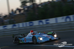 #36 Paul Belmondo Racing Courage Ford: Claude-Yves Gosselin, Karim Ojjeh, Adam Sharpe