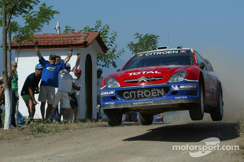 Akhiri karier WRC dengan podium