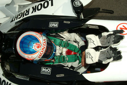 #106 2004 BAR Honda 006, class 16: Jenson Button