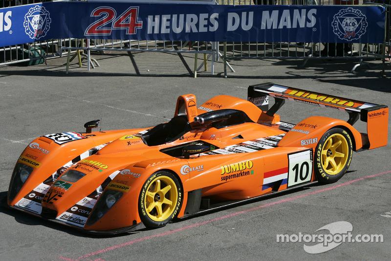 #10 Racing for Holland Dome Judd