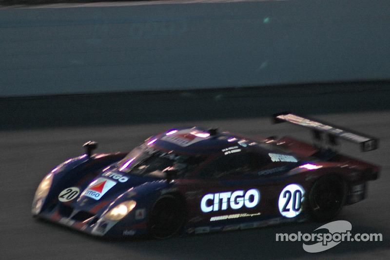 CITGO - Howard - Boss Motorsports Pontiac Crawford : Andy Wallace, Tony Stewart.