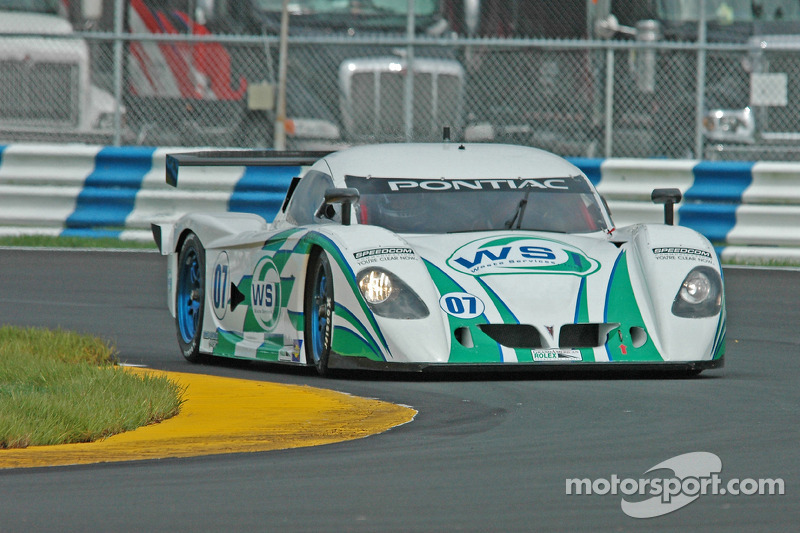 #07 Spirit of Daytona Racing Pontiac: Crawford Roberto Moreno, Bob Ward