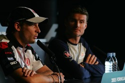 Thursday FIA press conference: Jenson Button and David Coulthard
