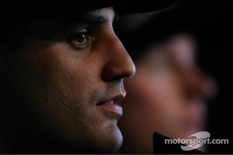 Conferencia de prensa: ganador de la carrera Juan Pablo Montoya