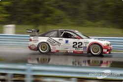 #22 Prototype Technology Group BMW M3: Ian James, Chris Gleason, Boris Said