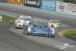 #19 Finlay Motorsports BMW Riley: Michael McDowell, Memo Gidley