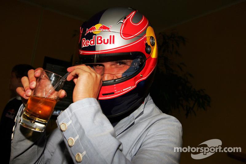 Red Bull Petit Prix en Manheim: Vitantonio Liuzzi