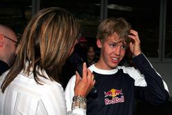 Red Bull Petit Prix in Manheim: Sebastian Vettel