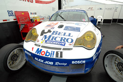 Alex Job Racing Porsche 911 GT3 RSR