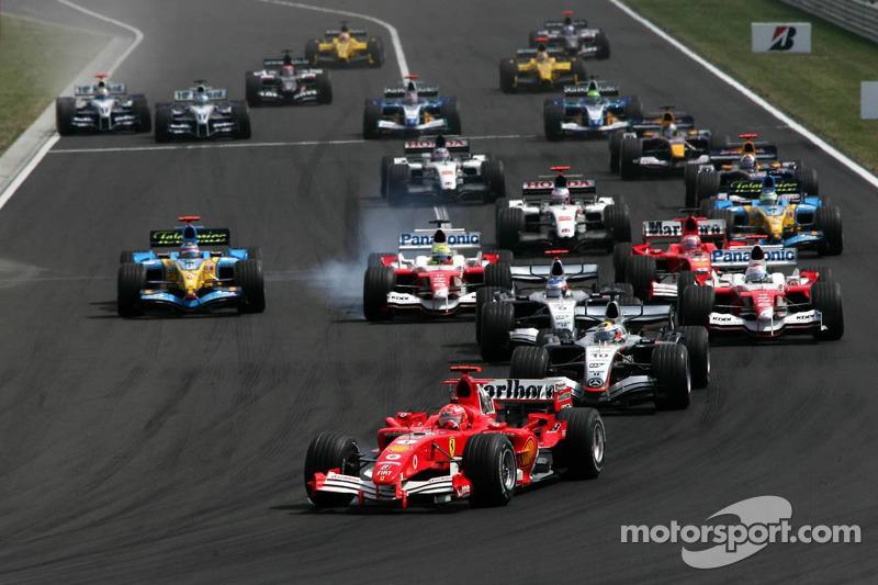 2005 Magyar GP, Ferrari F2005