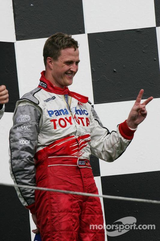 Podium : Ralf Schumacher