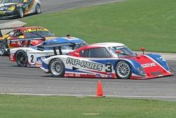 #3 Southard Motorsports BMW Riley: Shane Lewis, Darius Grala, #2 CITGO - Howard - Boss Motorsports Pontiac Crawford: Andy Wallace, Milka Duno