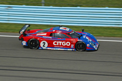 #2 CITGO - Howard - Boss Motorsports Pontiac Crawford: Andy Wallace, Milka Duno, Jan Lammers