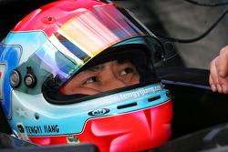 Tingyi Jiang, A1 Team China