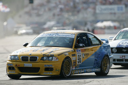 Race winner #96 Turner Motorsport BMW M3: Bill Auberlen, Justin Marks