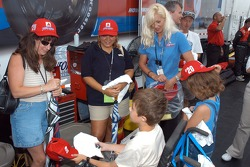 MDA kids get T-shirts and hats