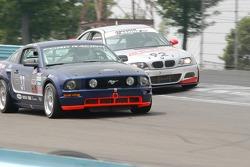#37 JBS Motorsports Mustang GT: Jim Seafuse, Bret Seafuse