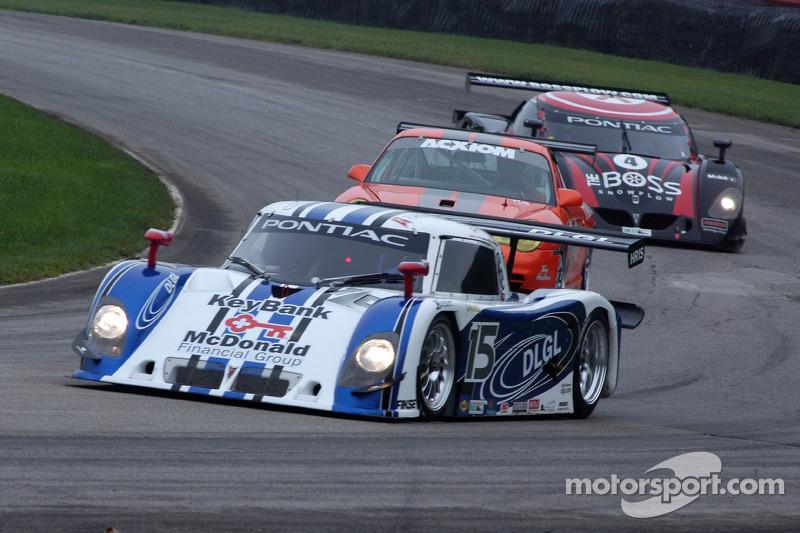 #15 CB Motorsports Pontiac Riley: Chris Bingham, Hugo Guénette