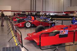 Item up for bid at the Mo Nunn Racing shop