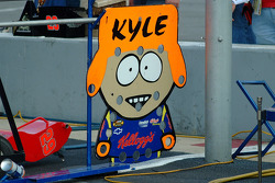 Lollipop of Kyle Busch